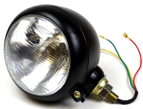 1 Scheinwerfer mit Standlicht Traktor Lampe Licht Oldtimer 12v Bagger k8