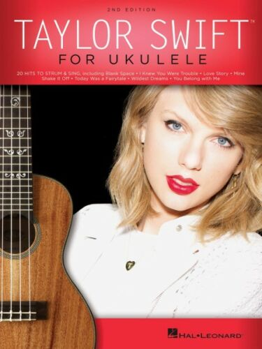 Taylor Swift for Ukulele Sheet Music Ukulele Book NEW 000702544
