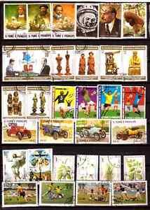 SAO-TOMO-E-PR-NCIPE-Sport-juego-de-039-falta-antiguos-coches-diversos-PR624