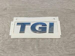 Genuine-Original-VW-Volkswagen-TGI-Self-Adhesive-Letters-Badge-Emblem-Stickers