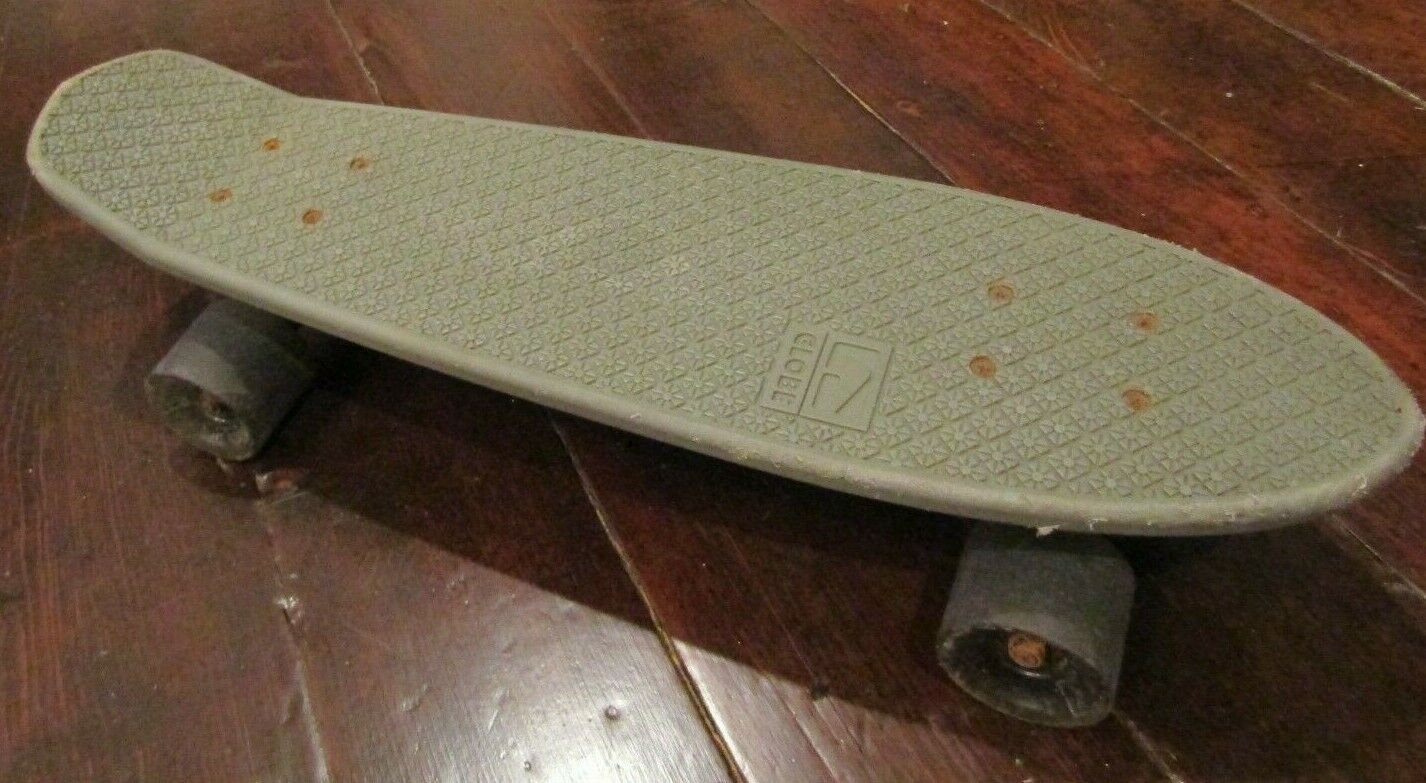Vintage GLOBE S board Penny Board Grey  ORIGINAL 23   wholesape cheap