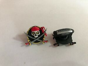 Pirate-Skull-amp-Swards-Shoe-Doodle-For-Rubber-Shoes-Crocs-Shoe-Charm-PSC1021