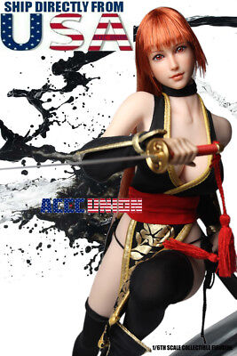1//6 DEAD OR ALIVE Kasumi PHICEN TBLeague Seamless Female Figure Doll Set Complet