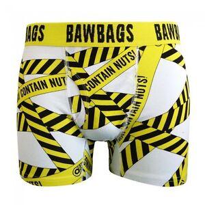 BAWBAGS NEW Mens Blue Boxers Lightning Boxer Shorts BNIB