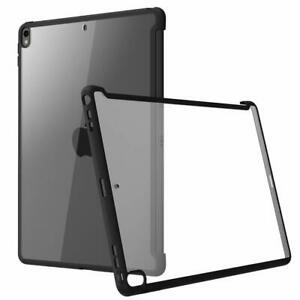 iPad-Pro-10-5-034-iPad-air-3-2019-Case-i-Blason-Smart-Keyboard-Hybrid-Clear-Cover