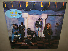 STARPOINT Hot to the Touch ORIGINAL SEALED NEW NM LP HYPE 1988 9 60810-1 CutOut
