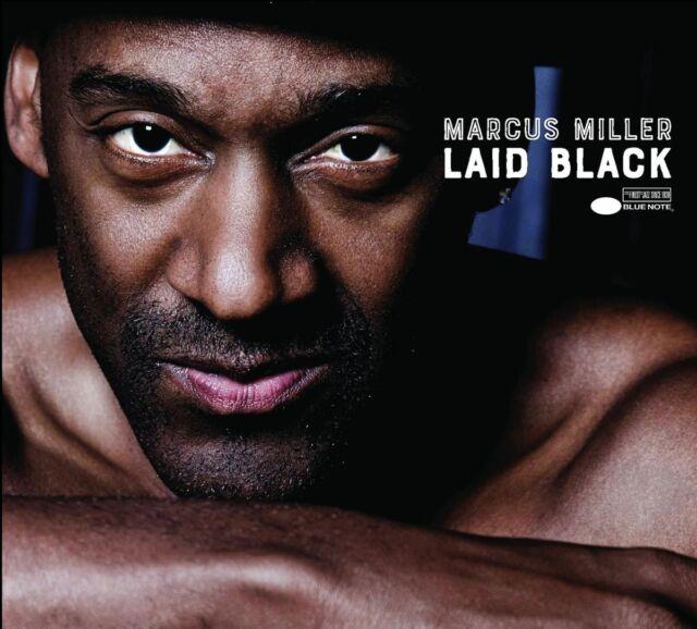 MILLER MARCUS - Laid Black, 1 Audio-CD