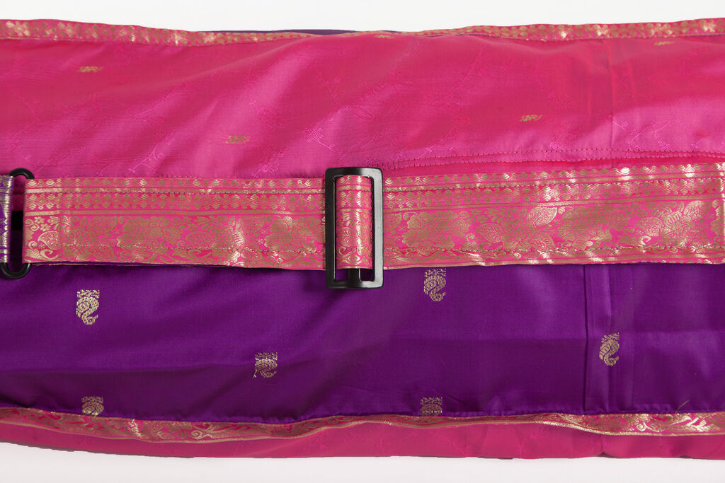 Yoga Mat Bag by Nysa Rosa/lila - Rosa/lila Nysa - NEW WITH TAGS cb6163