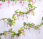 thumbnail 18 - 4Pcs-Artificial-Flowers-Silk-Wisteria-Garland-Ivy-Vine-Hanging-Home-Decor