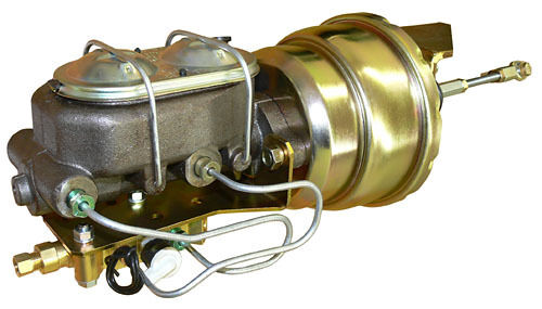 1953-56 FORD F-100  POWER BRAKE BOOSTER CONVERSION DISC//DRUM