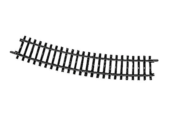 Märklin HO 2232 K TRACK CURVED TRACK R 424,6 mm NEW