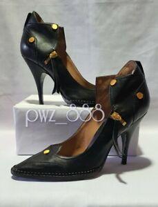 MOSCHINO-Heels-Pumps-Size-39