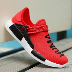 timeless design 88fc2 3440a Details about New Human Race Sports Running Shoes Top Athletic NMD Mens  Sneakers 2019 Fashion