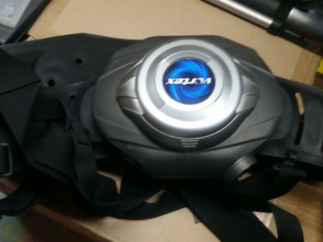 Miller Vortex Papr System -Powered Air Purifying Respirator + BAG  + NEW FILTER
