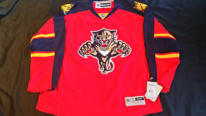 half off 98de1 4fe41 Details about Aaron Ekblad Signed Florida Panthers Home Jersey with  K2Sports COA !