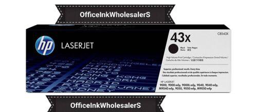 BRAND NEW GENUINE HP C8543X TONER CARTRIDGE LASER JET 9000 9040 9050