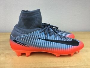 11c85968570d Nike Mercurial Superfly V CR7 FG Jr Soccer Cleats 852483-001 Sz 5.5Y ...