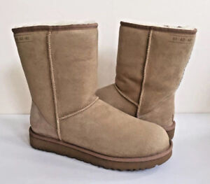 27890e2ca88 Details about UGG CLASSIC SHORT 40:40:40 SAND 40TH ANNIVERSARY BOOT US 12 /  EU 43 / UK 10