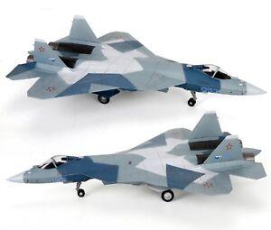 Details about AF1 1/72 Russian Sukhoi T-50 (Su-57) diecast Fighter model