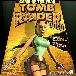Tomb Raider Gold Pc 1998 For Sale Online Ebay