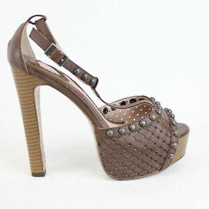 Killah Miss Sixty Saint Damen Pumps High Heels Sandalen Absatz Schuhe Wählbar