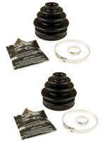 Toyota 4runner Pickup T100 Set Of 2 Front Outer Cv Joint Boot Kit Bay State