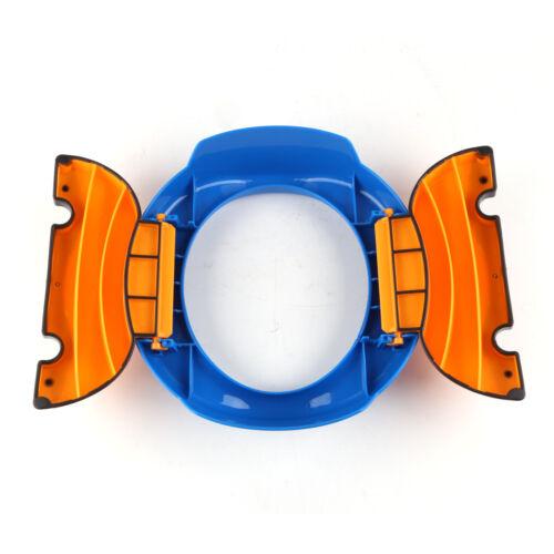 Kids Potty Training Travel Portable Foldable Toddler Toilet Safe Seat Plastic H