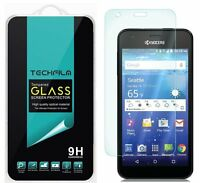Techfilm® Tempered Glass Screen Protector Saver Shield For Kyocera Hydro Air