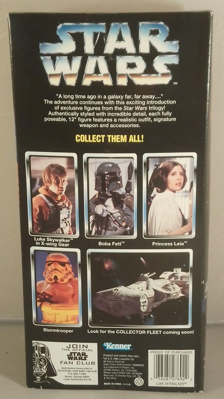 Star Wars Wars Wars Collector Series - Luke Skywalker in X-Wing Gear 12  Action Figure 445e63