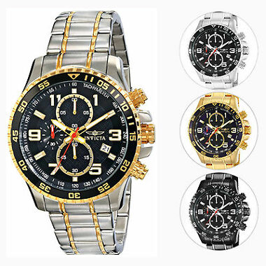 Invicta 14875 Chronograph Metal Men's Watch
