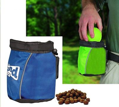 Outward Hound TREAT TOTE BAG - Dog Obedience Training Agility Bait N Ball Pouch