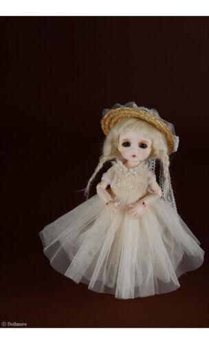 Dollmore BJD MSD /& Moka Koicoa Benny Hat Ivory