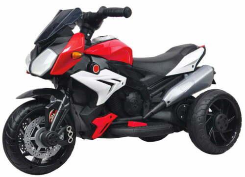 Moto Elettrica per Bambini 6V Kidfun Rossa