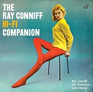 Ray-Conniff-His-Or-Ray-Conniff-Hi-Fi-Companion-New-CD-UK