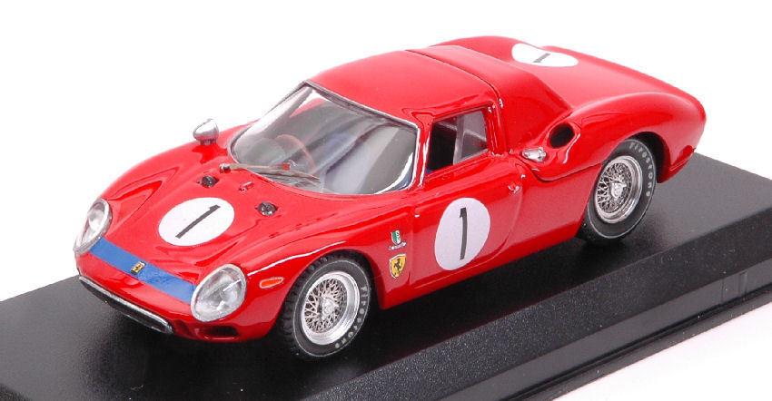 Ferrari 250 Lm  1 Winner Perth 6 H Caversham 1965 Spencer Martin 1 43 Model