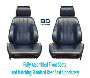 Peachy Details About 1966 Chevelle Touring Ii Front Bucket Seats Assembled Std Rear Seat Upholstery Spiritservingveterans Wood Chair Design Ideas Spiritservingveteransorg