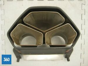 GENUINE-LAMBORGHINI-AVENTADOR-S-EXHAUST-TAIL-PIPE-COVER-EXIT-470251237A