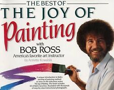Best of the Joy of Painting by Bob Ross, Robert H. Ross and Annette Kowalski (1995, Paperback)