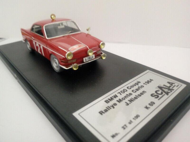 S43M069 BMW 700 Coupe Monte Autolo 1964