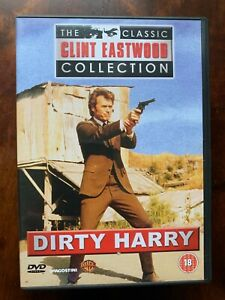 Dirty-Harry-DVD-1971-Cop-Movie-Classic-DeAgostini-Clint-Eastwood-Collection