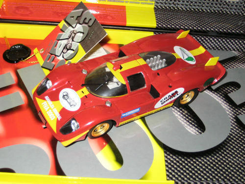 FLY S22 FERRARI 512 S LTD.ED. ASSEMBLEA FIVA 2003 530 1000 NEW BOX