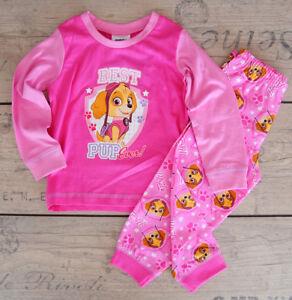 2113868e27 Pyjama Baby Kinder SET Hose & Shirt Paw Patrol Schlafanzug 68 74 80 ...