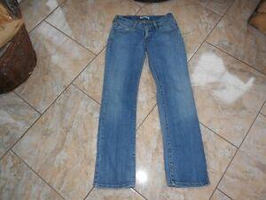 Jeans Mittelblau Fit Gut W29 570 Levis ZustandSehr H1954 Straight nPO80Xwk