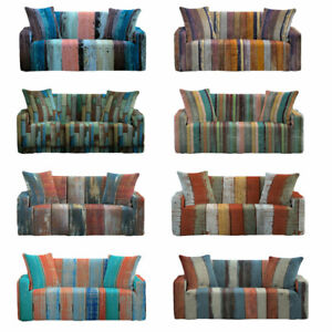 Paisley Striped Sofa Covers Furniture Slipcovers Furniture Covers Stretch Print