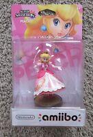 Princess Peach Super Smash Bros Amiibo Nintendo Wii Wii U Switch Rare