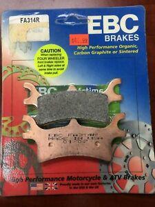 Brake-pad-Polaris-Sportsman-600-2003-2005