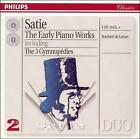 Satie: The Early Piano Works (CD, Mar-1998, 2 Discs, Philips)