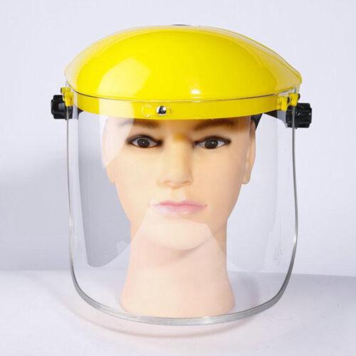 Gesicht Schild Kopf-montiert Anti-splash Klar Visier Schutz Schweißen Helm