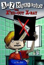 The X'ed-Out X-Ray (A to Z Mysteries) by Ron Roy
