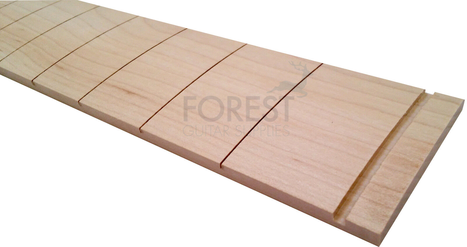 Hard Maple Guitare Fretboard, Touche 25.5   Fender Fendu R 16